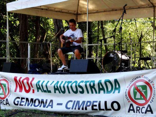 Friuli: grande successo di pubblico al Conciert pal Tiliment 2012