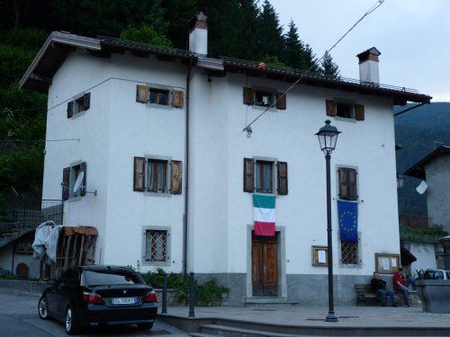 Carnia: lettera natalizia della Amministrazione Beni civici di Priola e Nojaris