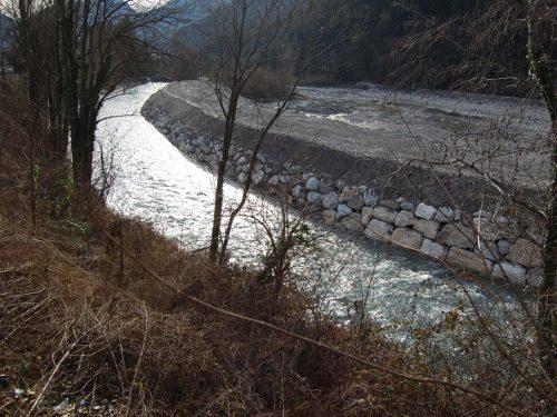 Arta Terme: Legambiente denuncia, creata una diga nel bel mezzo del But