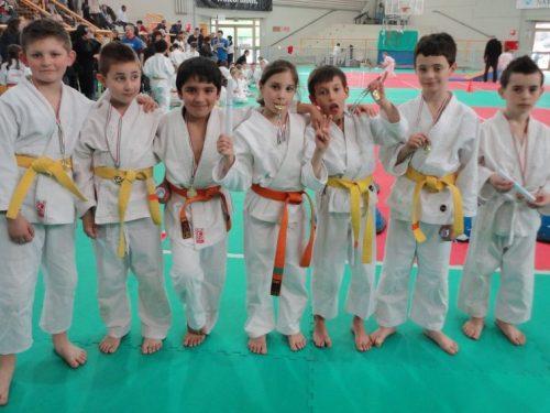 S. Giovanni al Natisone: ottima prova dello ASD Judo Club Tolmezzo al Criterium Giovanissimi