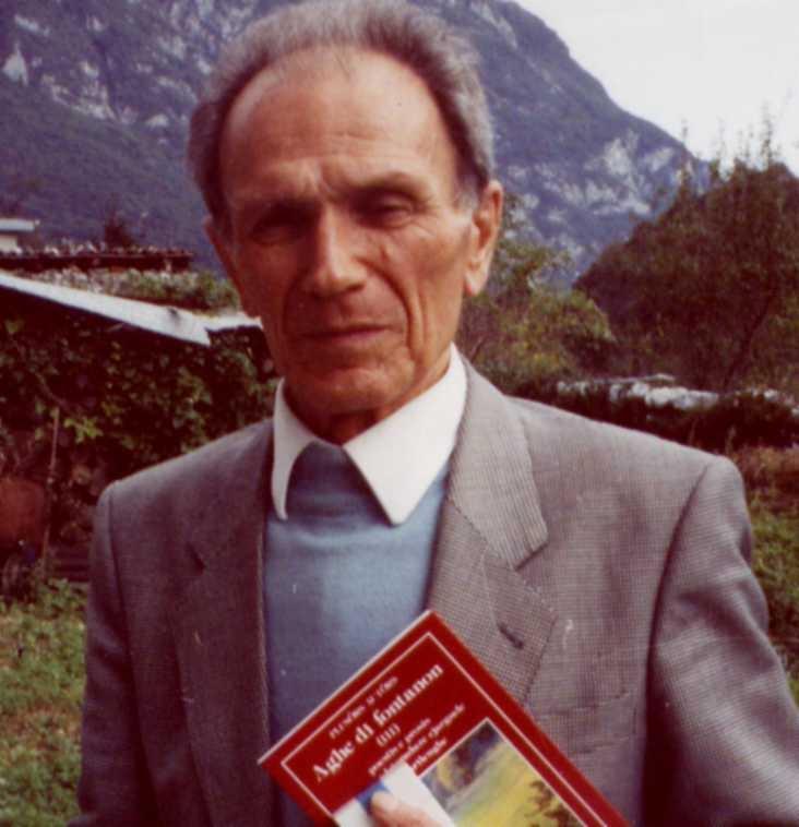 Carnia: centesimo della nascita di Siro Angeli, poeta vero
