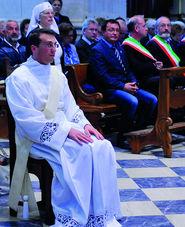 Arta Terme: sacerdote a 24 anni «Una vocazione nata nella mia Carnia»