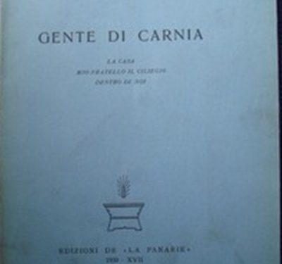 Carnia: Angela Felice racconta il teatro di Siro Angeli