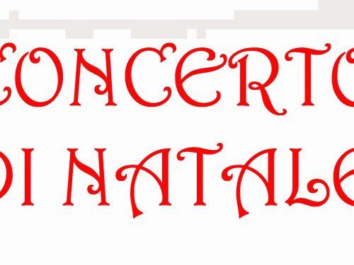Piano d'Arta: il 22/12/13 Concerto di Natale