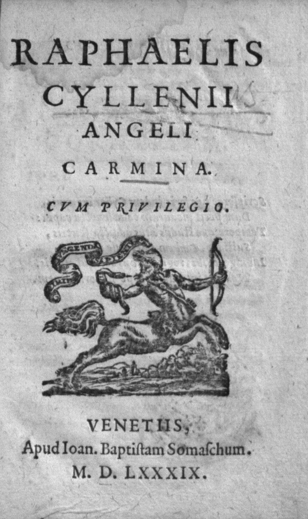Copertina Carmina_Raffaele