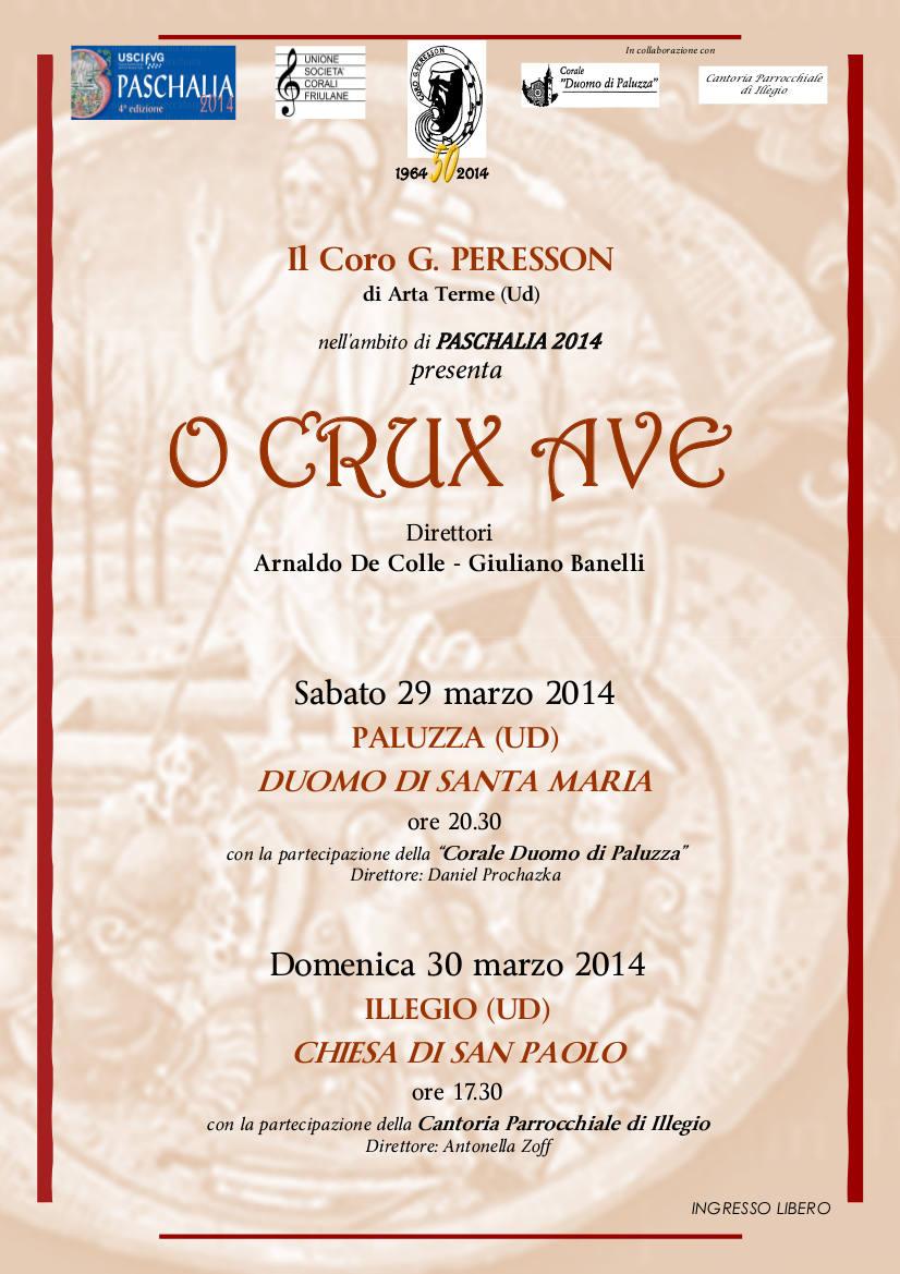 """Il coro """"Giuseppe Peresson"""" di Arta Terme inizia festeggiamenti per  il 50° Anniversario di Fondazione"""