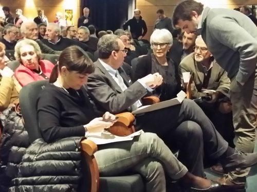 """Tolmezzo: annuncio Serracchiani all'assemblea soci """"4 membri su 9 del CDA Coopca rimetteranno il mandato"""""""