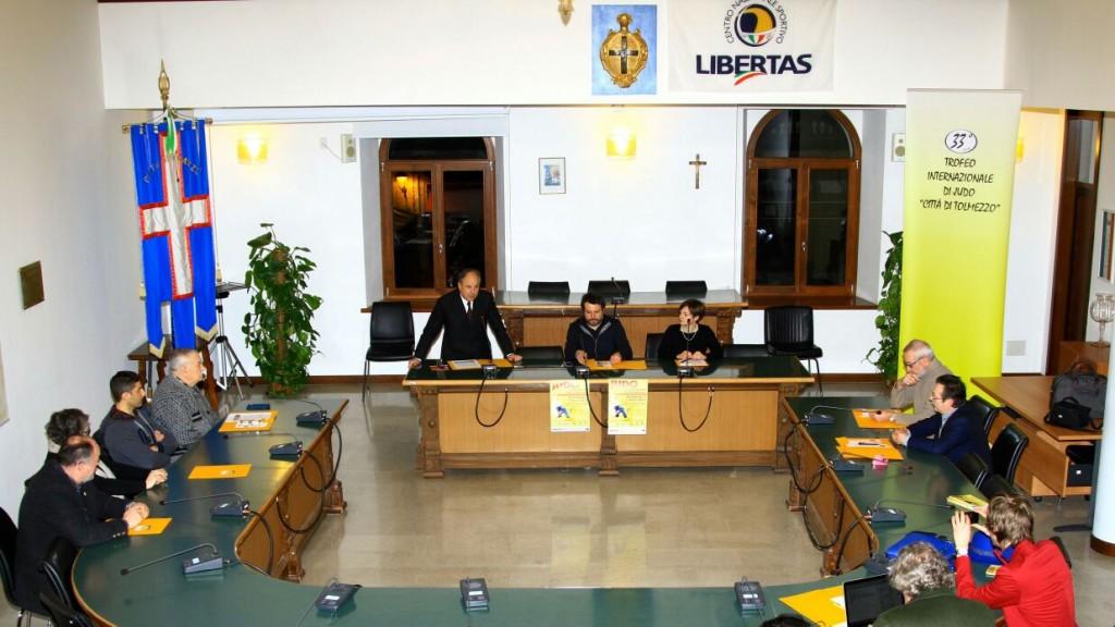 """Carnia: presentata la 33^ edizione del Trofeo internazionale di Judo """"Città di Tolmezzo"""""""