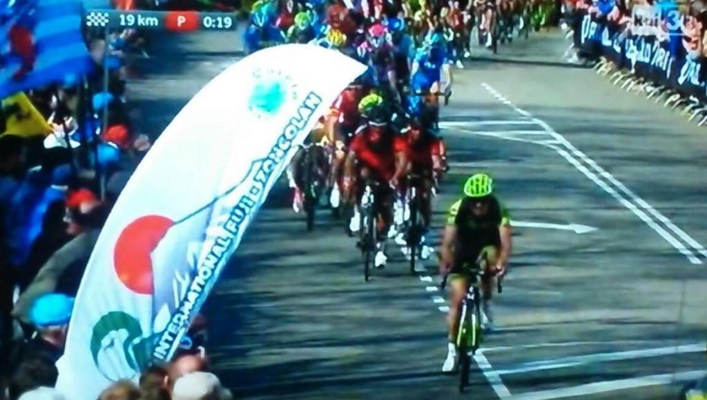 """La """"Carnia Classic M.te Fuji-Zoncolan"""" alla """"Amstel Gold Race"""""""