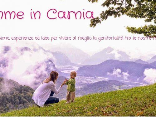 Friuli: un nuovo blog e una pagina facebook dedicati alle mamme della Carnia