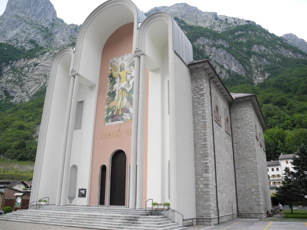Timau: riapre la Chiesa di Cristo Re, tutta la comunità in festa