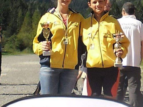Timau: Orienteering  6^ prova del trofeo pole star , 3 podi alla Friuli Mtb & Orienteering