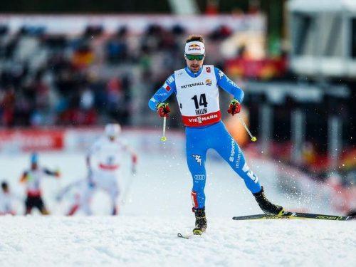 """Carnia: Alessandro Pittin """"Atleta dell'Anno FISI"""" 2015"""
