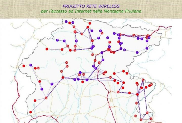 Carnia: internet veloce in montagna, si punta sull'accordo salva-tempo