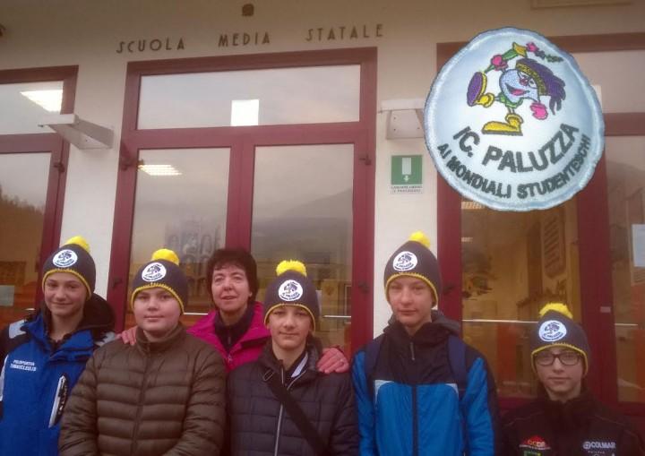 Paluzza: 5 ragazzi carnici rappresenteranno l'Italia ai Campionati mondiali studenteschi di sci