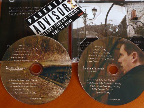 """Celestino Vezzi: recensione del CD """"La vite e la muart"""" di Aldo Rossi"""