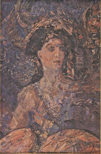Tolmezzo: un capolavoro artistico di Mikhahil Aleksandrovich Vrubel al Museo Carnico delle Arti e Tradizioni popolari