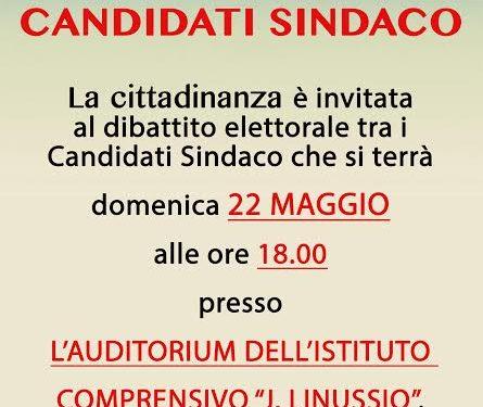 Paularo: dibattito tra i candidati Sindaco per le elezioni del 5 giugno 2016