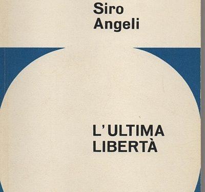 Carnia: l'amicizia di due poeti, Giorgio  Caproni  e Siro Angeli