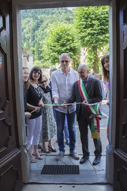 Paularo: inaugurato il rinnovato negozio Despar di Stefano Fabiani