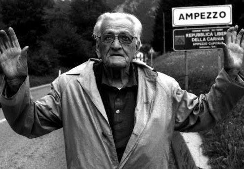 Carnia: omaggio a Romano Marchetti, che il 26 gennaio 2017 compie 104 anni