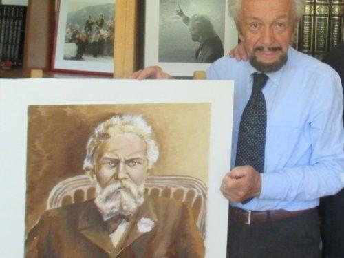 """Artisti Carnici: Marco Marra e le sue """"Geometrie dell'anima"""""""