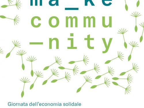 Friuli: MA_KE COMMUNITY, giornata dell'economia solidale del Friuli Venezia Giulia